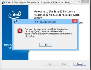 Haxm_error